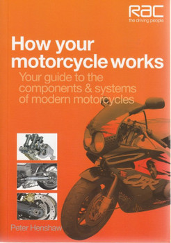 How Your Motorcycle Works Guide by Peter Henshaw