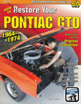 How to Restore Your Pontiac GTO 1964 - 1974