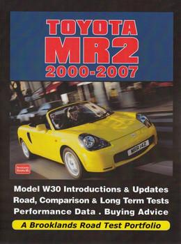 Toyota MR2 2000 - 2007 a Brooklands Road Test Portfolio