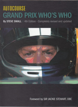 Autocourse Grand Prix Who's Who 4th Edition