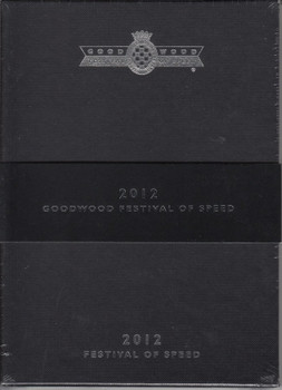 Goodwood: 2012 Festival of Speed DVD