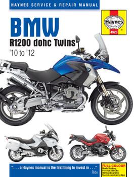 BMW R1200 dohc (10 - 12) Haynes Repair Manual