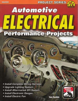 Automotive Electrical Performance Projects by Tony Candela