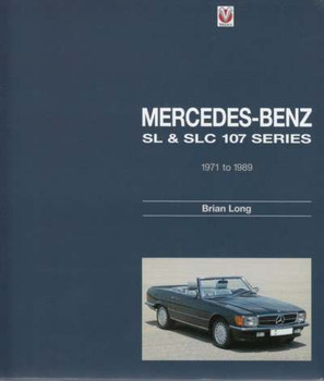 Mercedes-Benz SL & SLC - 107 series 1971 to 1989