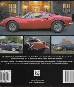 Ferrari Dino - The V6 Ferrari Back Cover