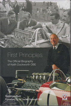 First Principles - The Official Biography of Keith Duckworth