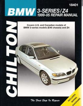 BMW 3-series E46 & Z4 Repair Manual