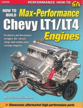 How to Build Max-Performance Chevy LT1 / LT4 Engines