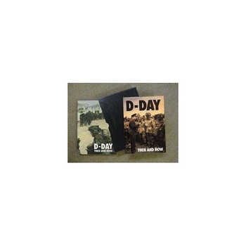 D-Day: Then and Now Presentation Boxed Set