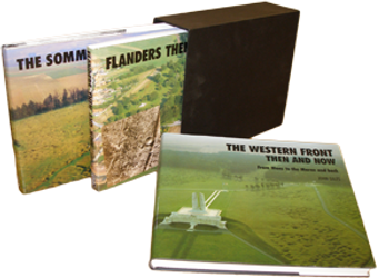 WWI France and Flanders Presentation Box Set John Giles