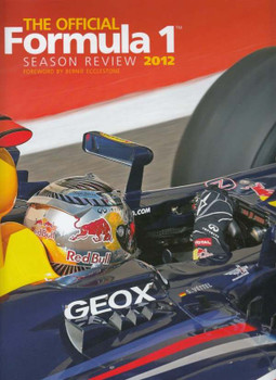 The Official Formula 1 Season Review 2012