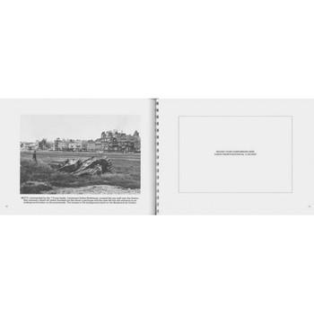 Normandy Battlefield Photo Album Inside