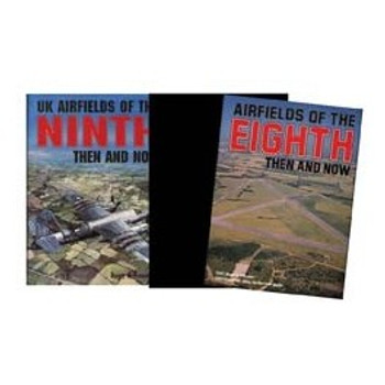 US Airfields in Britain: Presentation Boxed Set