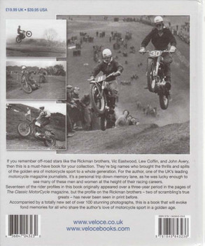 Off-Road Giants (Volume 2) Back Cover