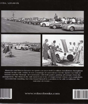 Runways & Racers Back Cover