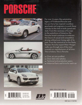 Porsche (First Gear) Back Cover
