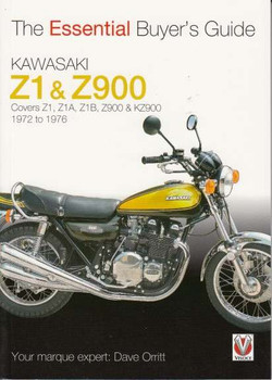 Kawasaki Z1 & Z900 (1972 to 1976) - Essential Buyer's Guide series