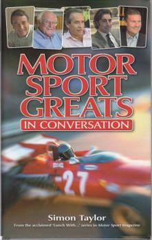 Motor Sport Greats In Conversation