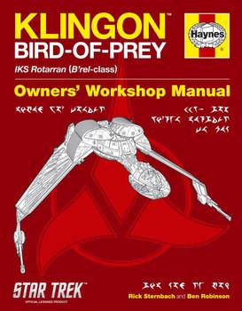 Klingon Bird of Prey Manual