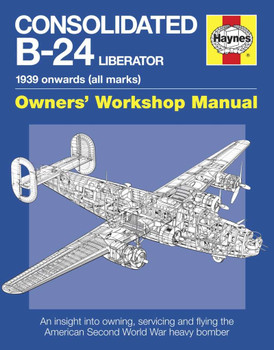 Consolidated B-24 Liberator 1939 onwards