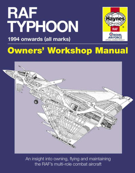 RAF Typhoon 1994 onwards (all marks) Owners' Workshop Manual