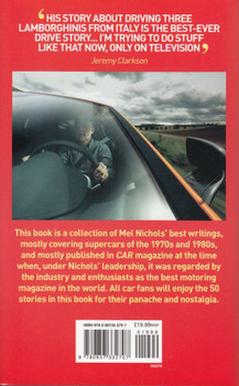 And The Revs Keep Rising: Great Drivers in Fast Cars Back Cover
