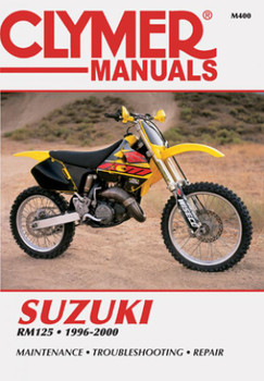 Suzuki RM125 Motorcycle (1996-2000) Service Repair Manual