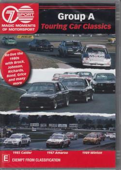 Group A Touring Car Classics DVD