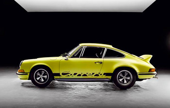 The Porsche 911 Book 50th Anniversary Edition