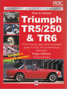 How to Restore Triumph TR5, TR250 and TR6