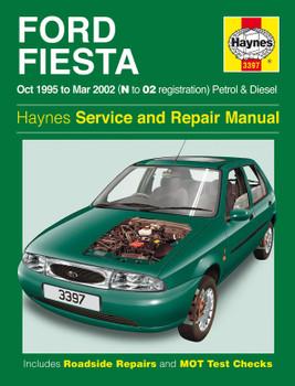 Ford Fiesta Petrol & Diesel (Oct 95 - Mar 02) Haynes Repair Manual