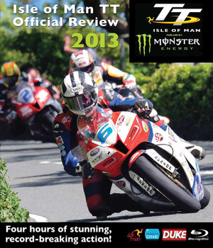 TT 2013 Official Review Blu-Ray