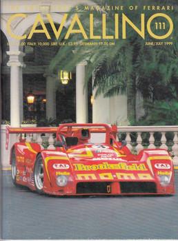 Cavallino The Enthusiast's Magazine of Ferrari Number 111