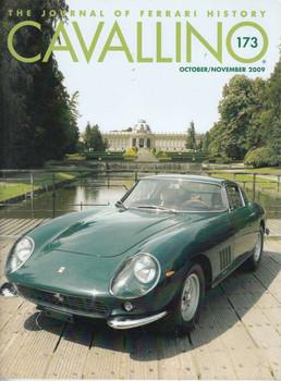 Cavallino The Enthusiast's Magazine of Ferrari Number 173 Oct/Nov 2009
