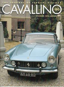 Cavallino The Enthusiast's Magazine of Ferrari Number 180 Dec/Jan 2011