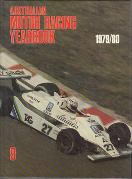 Australian Motor Racing Yearbook Number 9 1979 / 1980