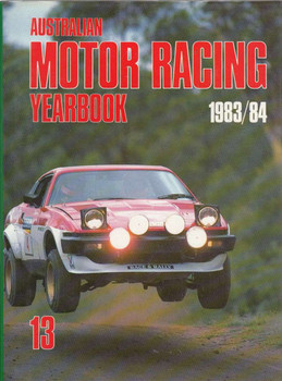Australian Motor Racing Yearbook Number 1 1983 / 1984