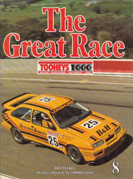 The Great Race Official Book Number 8 1988