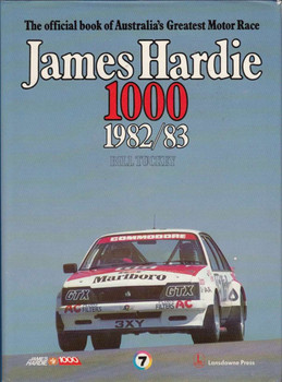 James Hardie 1000 The Official Bathurst Great Race Number 2 1982 / 1983
