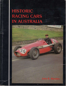 Historic Racing Cars in Australia first edition