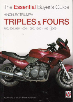 Hinckley Triumph triples & fours buyer's guide