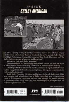 Inside Shelby American Back Cover