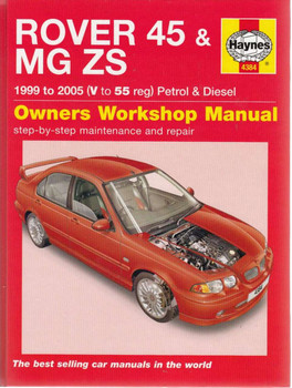 Rover 45 & MG ZS Repair Manual