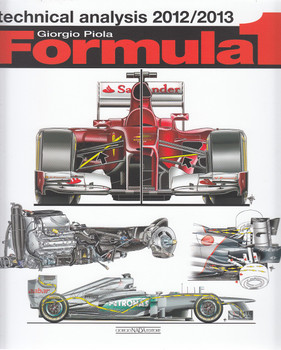 Formula 1 Technical Analysis 2012 - 2013