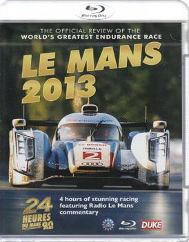 Le Mans 2013 Blu-ray