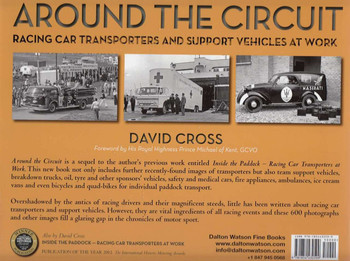 Around The Circuit Back Cover