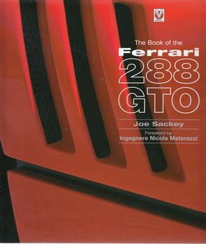 The Book of the Ferrari 288 GTO