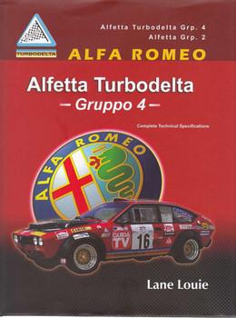 Alfa Romeo Alfetta Turbodelta Gruppo 4