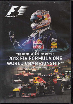 Formula One 2013 Review DVD