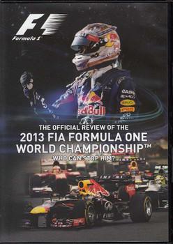 Formula One 2013 Review DVD